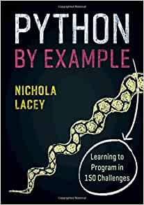 Python By Example front cover image